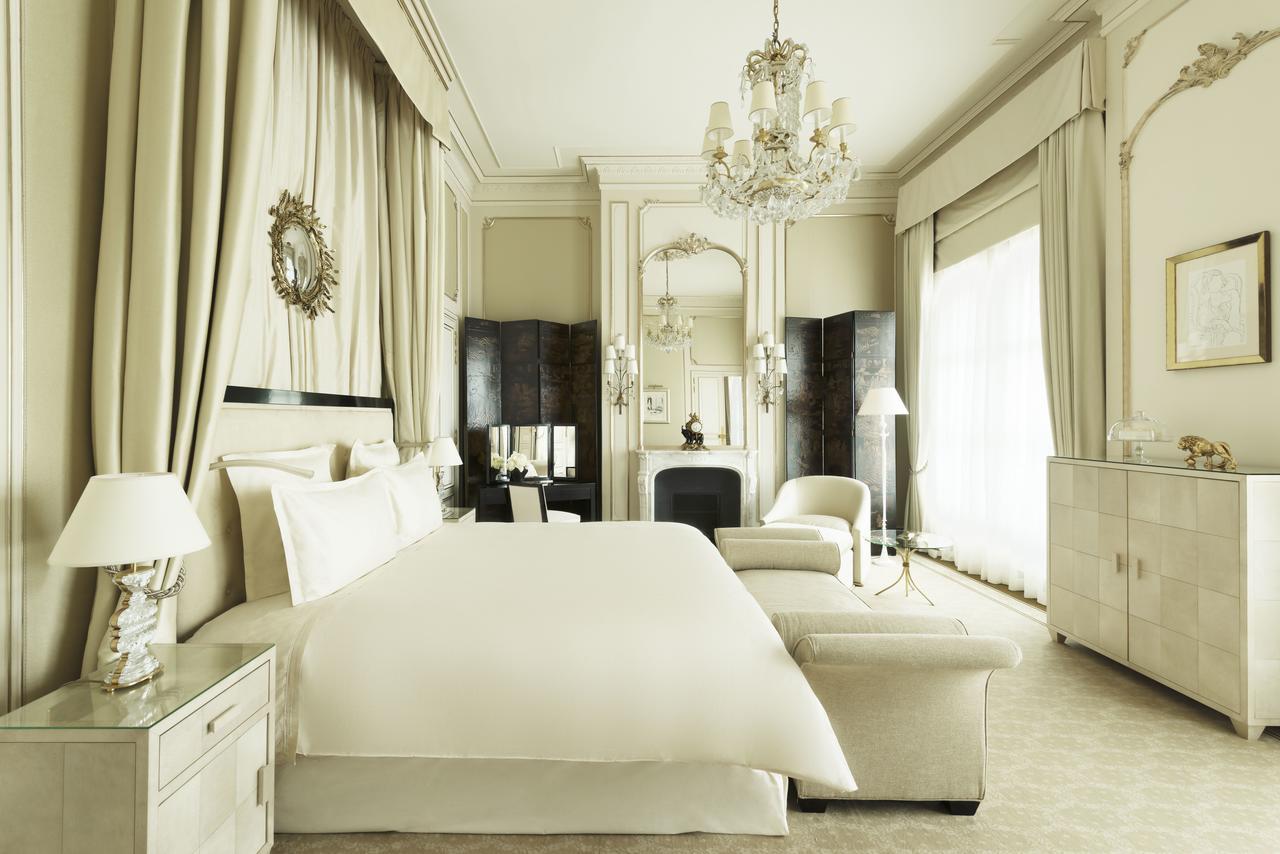 anbefalte hoteller i paris
