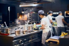 kokker kjokkensjef Frankrike rangstige fransk mat kjokken
