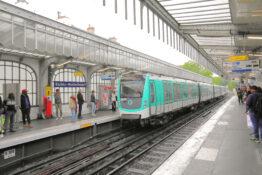 T-bane Paris