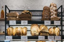 bakerier Paris anbefalte bakeri bakevarer nybakt brod