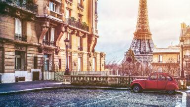 reisebok reiseboker Paris Frankrike tips guide anbefalt