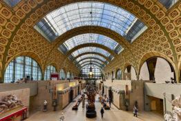 Musee d Orsay Paris Frankrike museum tips guide