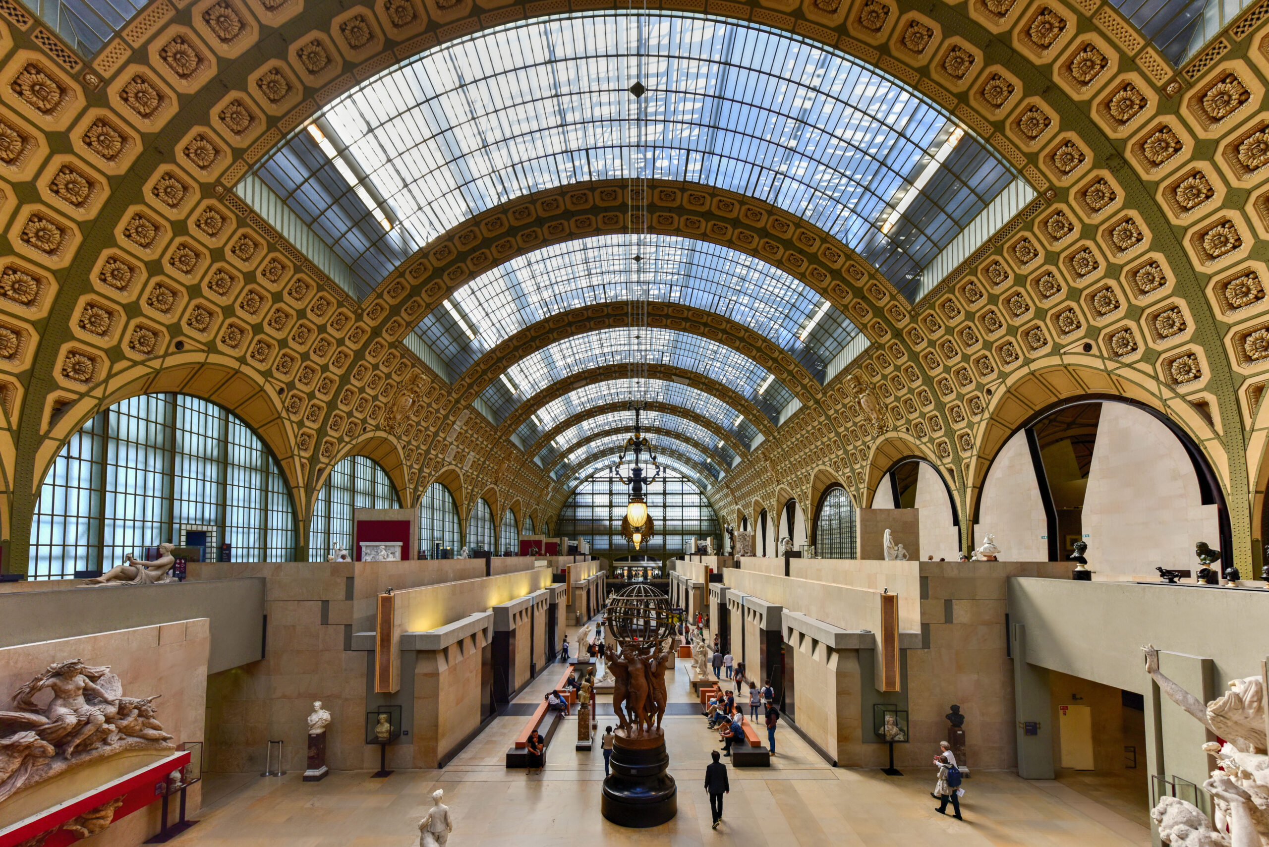 Musee d Orsay Paris Frankrike museum tips guide