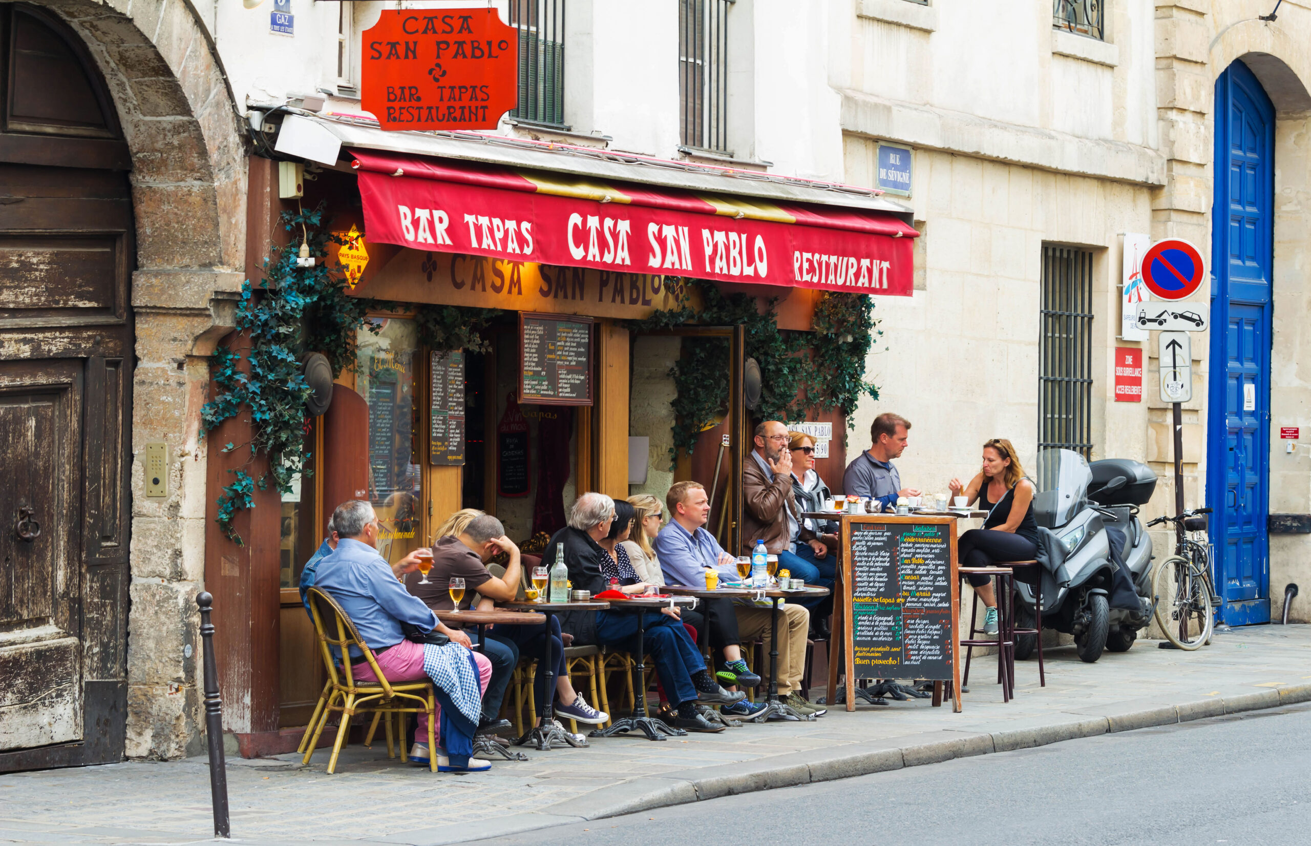 vinpriser vin alkohol Paris Frankrike vinbar