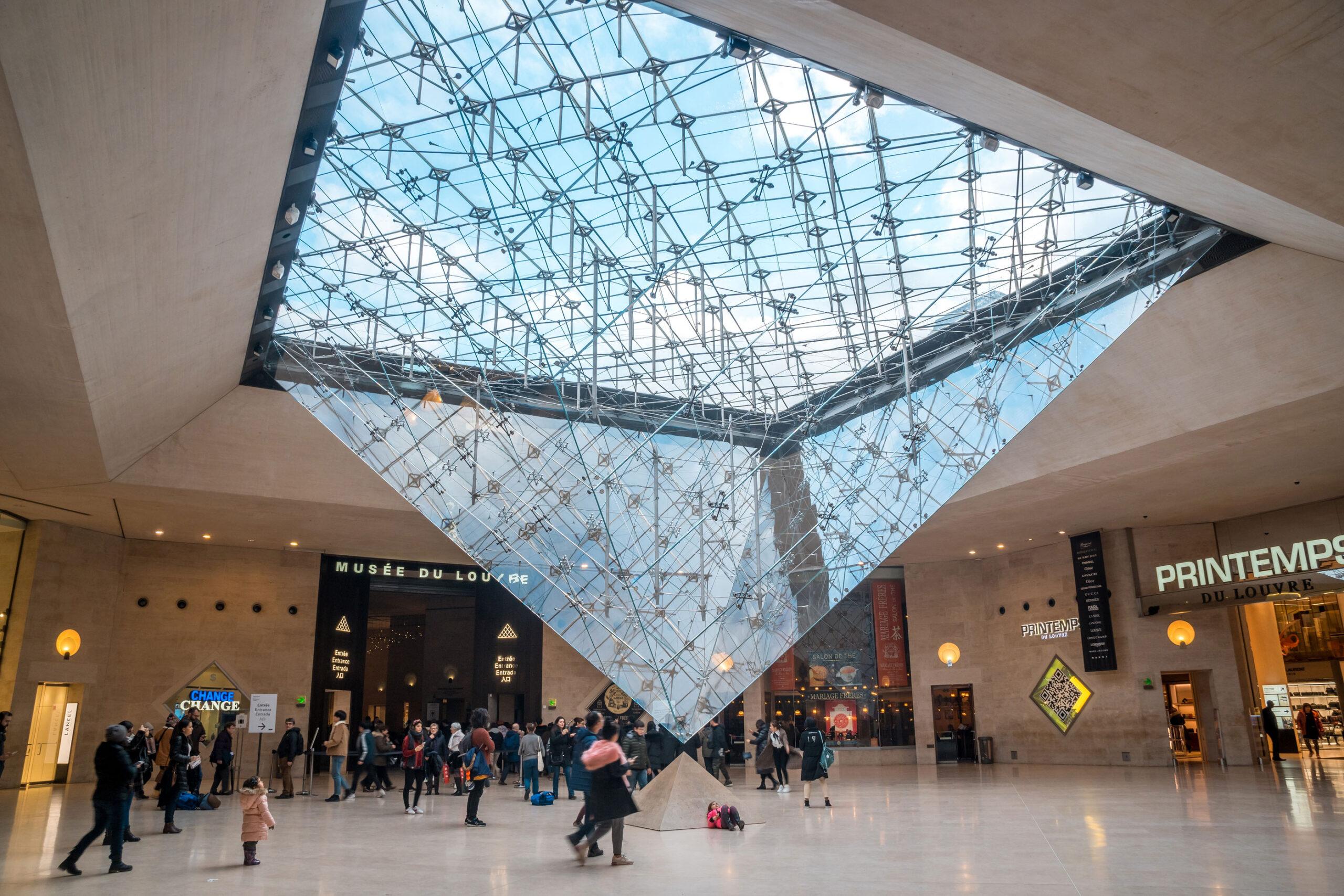 Carrousel du Louvre Paris