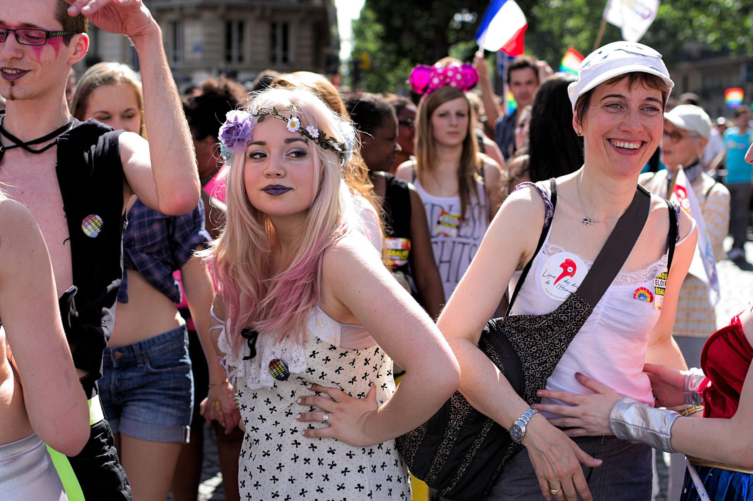 Gay Pride Paris Frankrike oppleve guide
