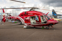 arrangementer show Paris Air Show helikopter messe