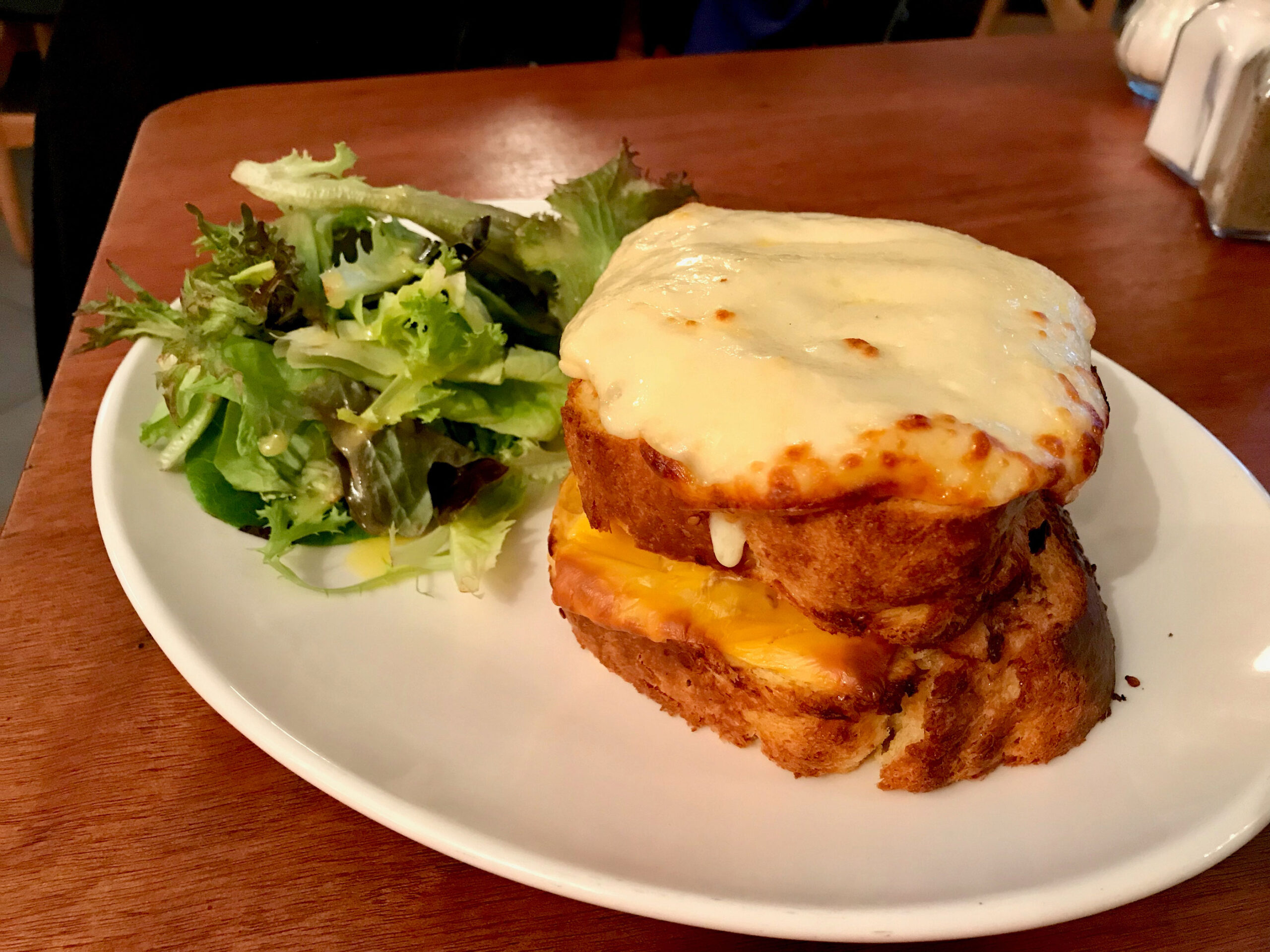 Croque Monsieur Paris
