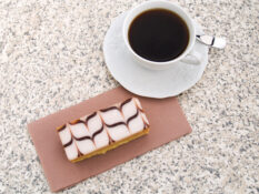 Mille feuille Paris Napoleonskake melis kafe konditori
