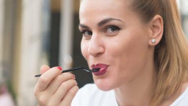 Tips hva bor du spise Paris dessert middag restaurant
