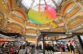 Galeries Lafayette butikker kjopesenter varehus
