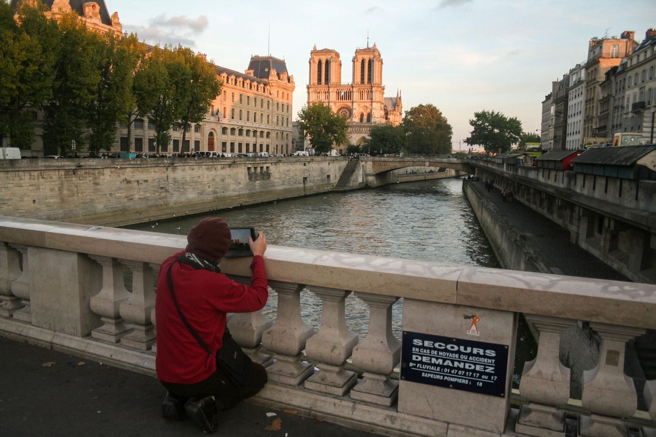 Ile de la cite Paris elv oy oygruppe Notre Dame