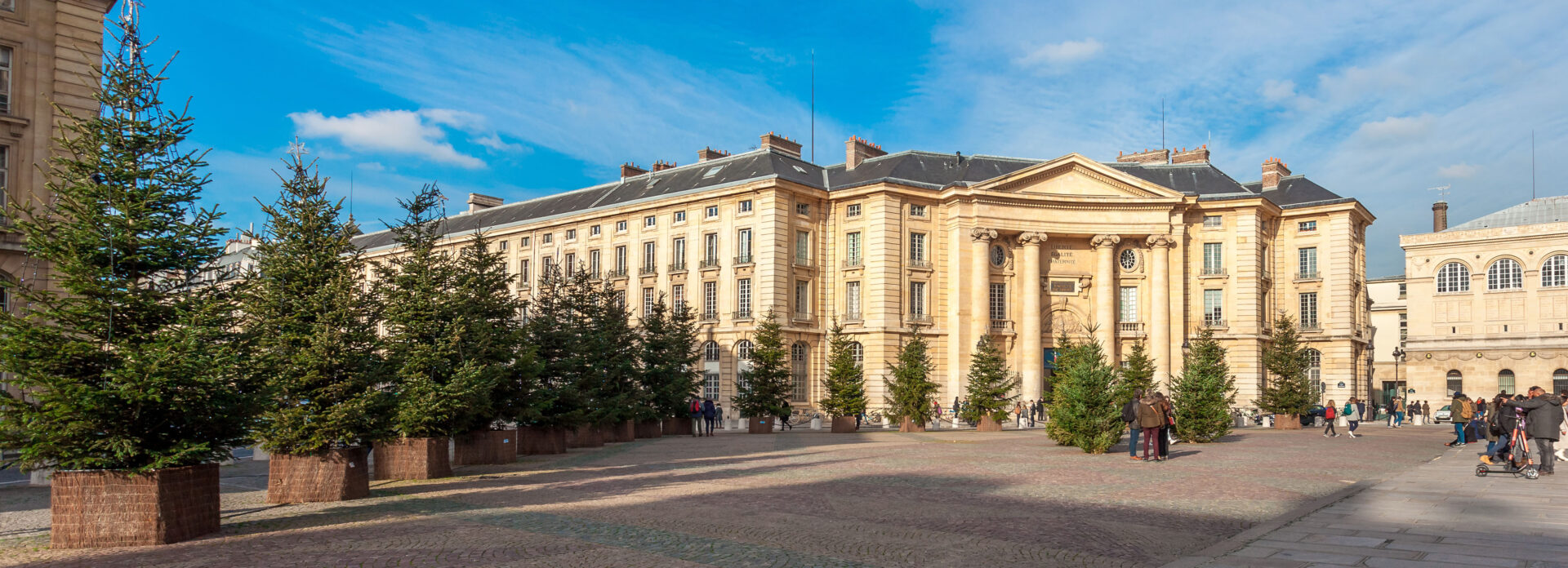 Sorbonne Pantheon universitet Paris Latinerkvarteret