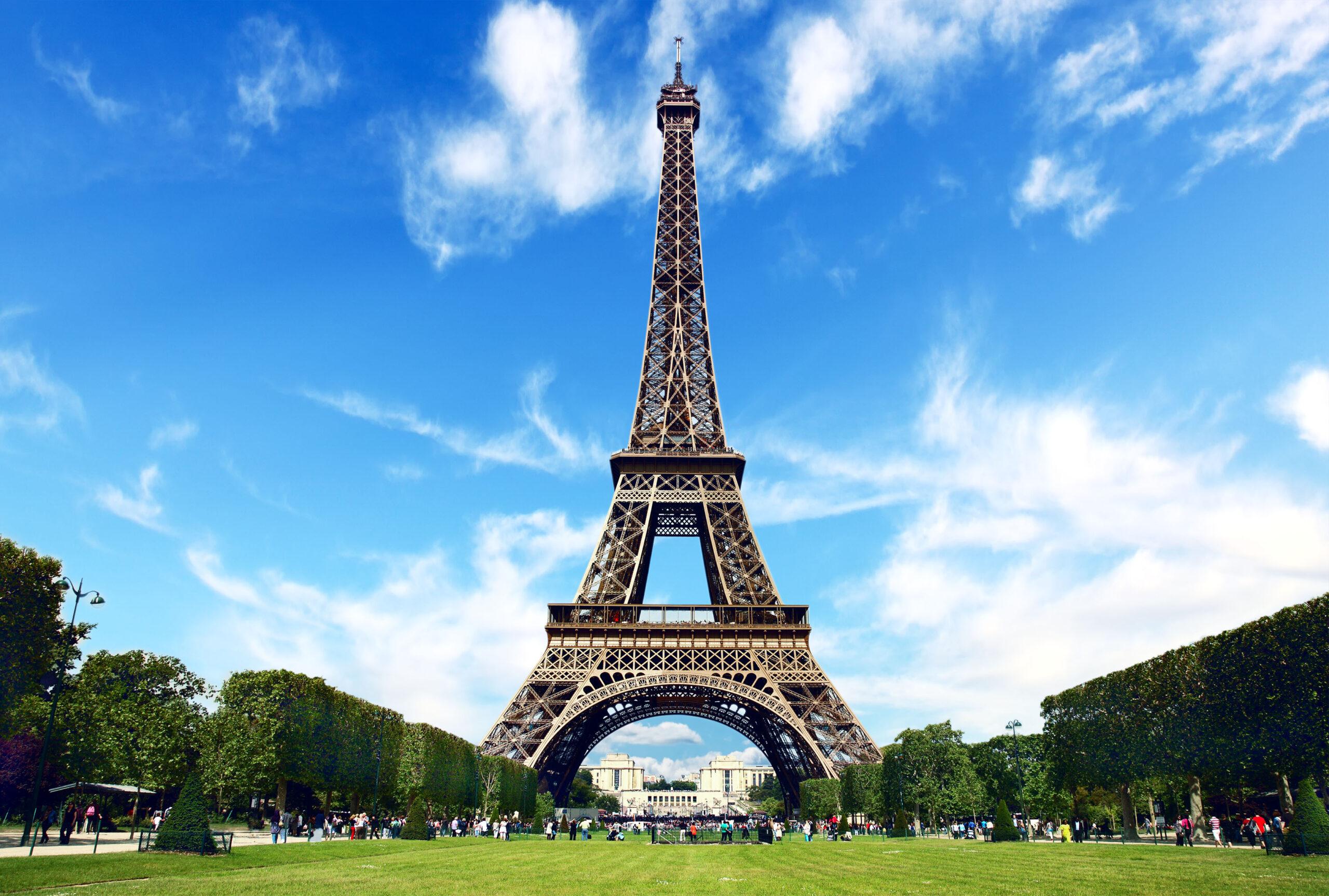 Eiffeltarnet hvilke severdigheter bor du se Paris