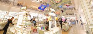 anbefalte butikker Paris sminke kosmetikk klaer mote