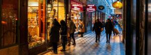 shoppingtips Paris Frankrike handling anbefalt shopping