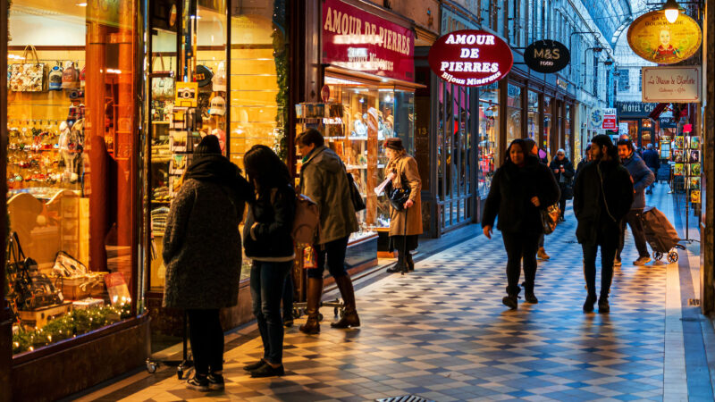 shoppingtips Paris Frankrike handling anbefalt shopping
