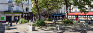 Rue Mouffetard matshopping marked matbutikk gourmet delikatesse Paris