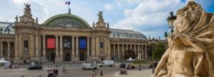 Grand Palais bygning utstilling Paris museum Det Store Palasset