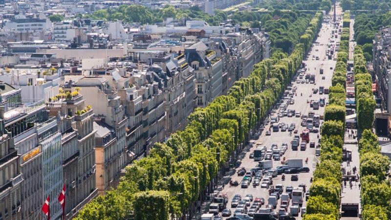 Paris pa budsjett sparetips billig anbefalt hvordan