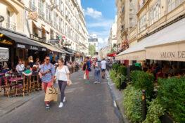 liten billig restaurant Paris sidegate tips anbefalt