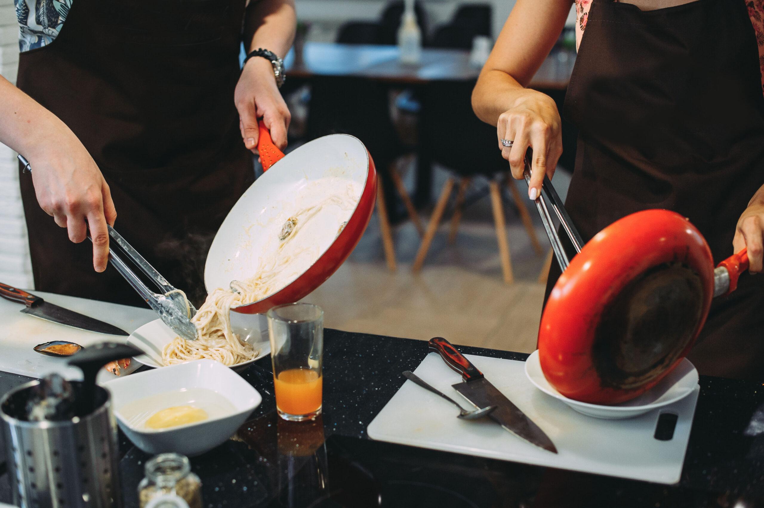 mat matkurs med michelinkokk michelinstjerne Paris Frankrike hvor kan du dra