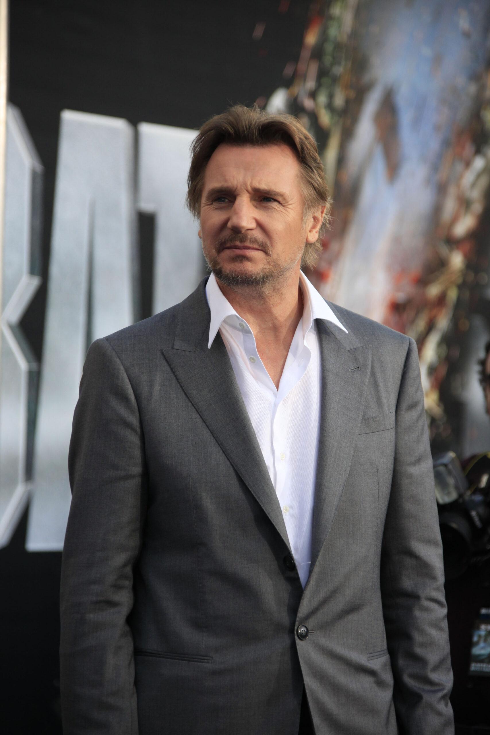 Liam Neeson Paris Taken innspilling innspillingssted lokasjon