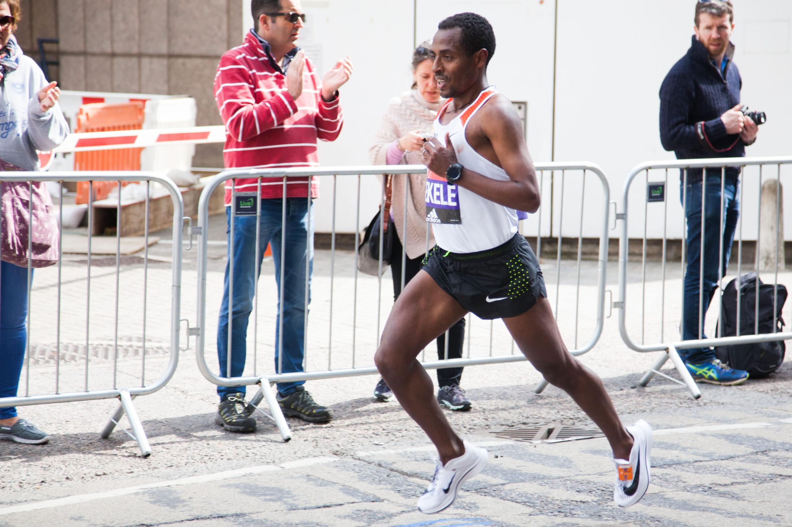 Kenenisa Bekele Paris maraton rekord verdensrekord tid minutter timer sekunder