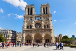 Notre Dame Paris kirke