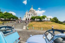 Sacre Coeur Paris kirke