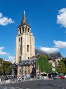 Saint-Germain-des-Pres Paris kirke