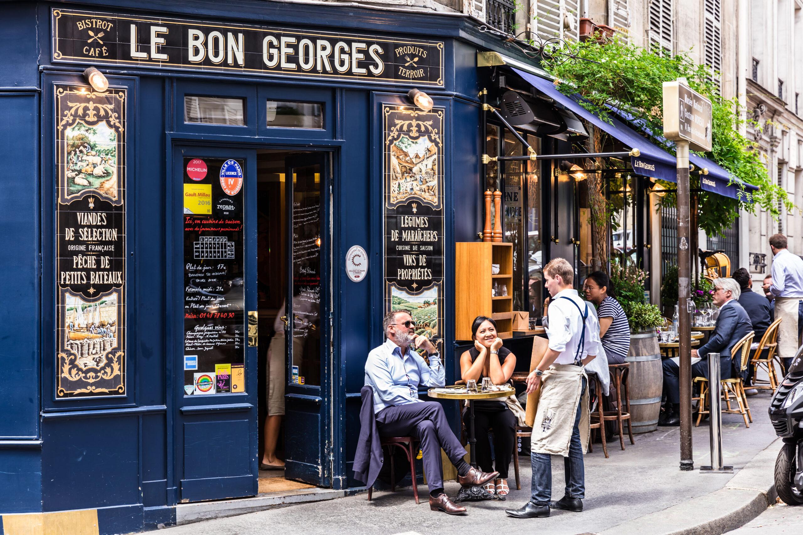 Mat restaurant mattur Paris kokkekurs guide
