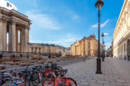 Pantheon-Sorbonne Paris universitet bygning