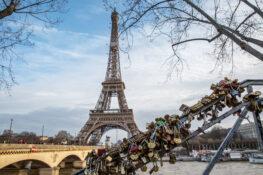 Paris Eiffeltarnet historie fransk bygg