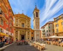 Sainte Reparate katedral Nice Frankrike reisetips