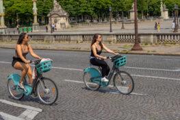 sykkel sykkeltur lane leie pris Paris sykkelguide