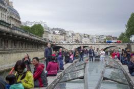 Paris battur elv cruise elvecruise Seinen pris beste anbefalt