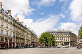 Rue Saint-Honore shopping Paris handlegate