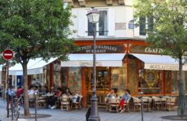 konditori Paris bakeri croissant anbefalt beste