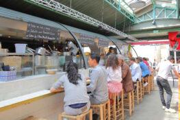 matmarked osters sjobar sjomat Paris