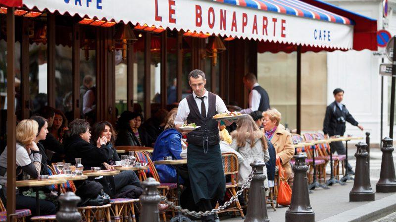Mest populære restauranter Paris