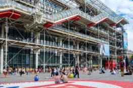 Pompidou Paris museum tips reise