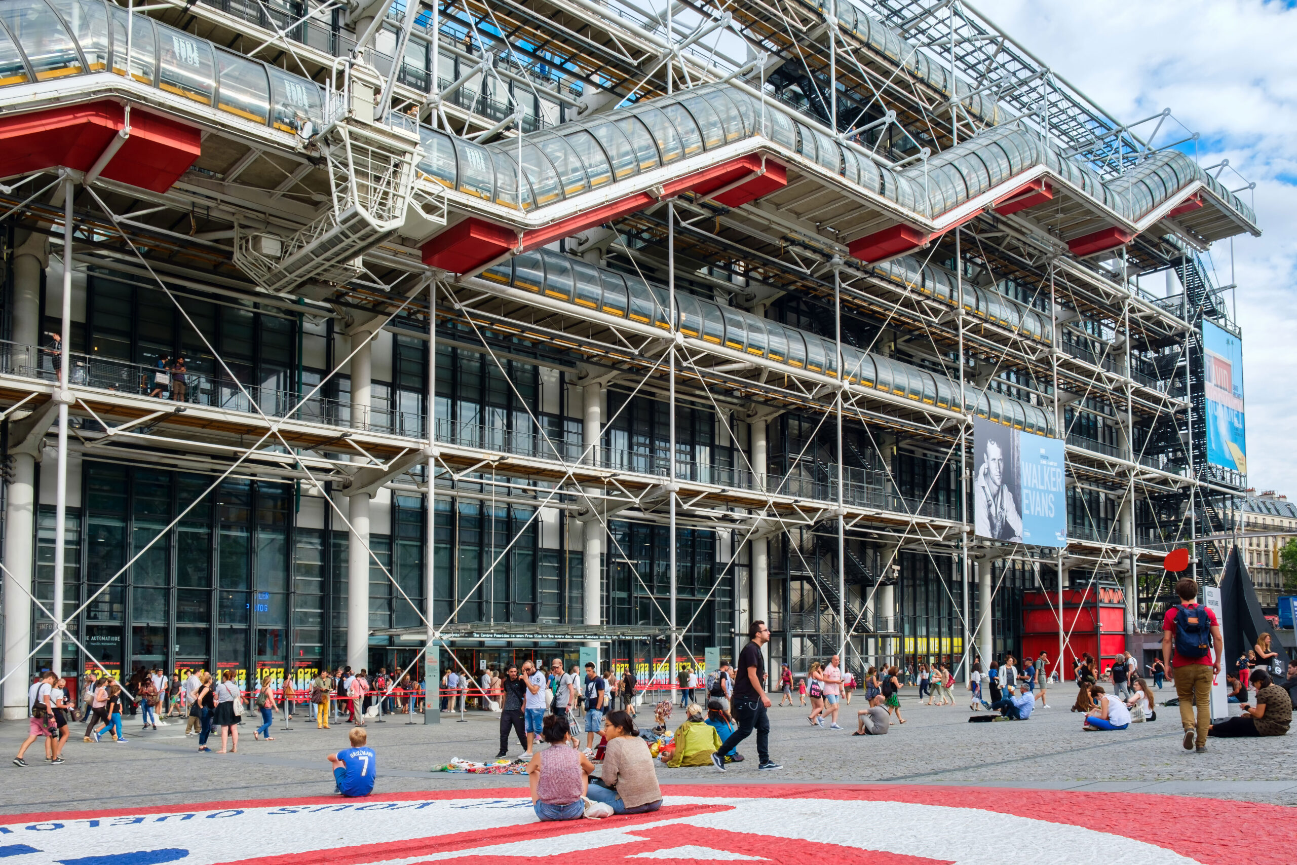 Pompidou Paris museum tips reise