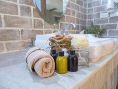 pakkeliste Paris shampo balsam toalettsaker