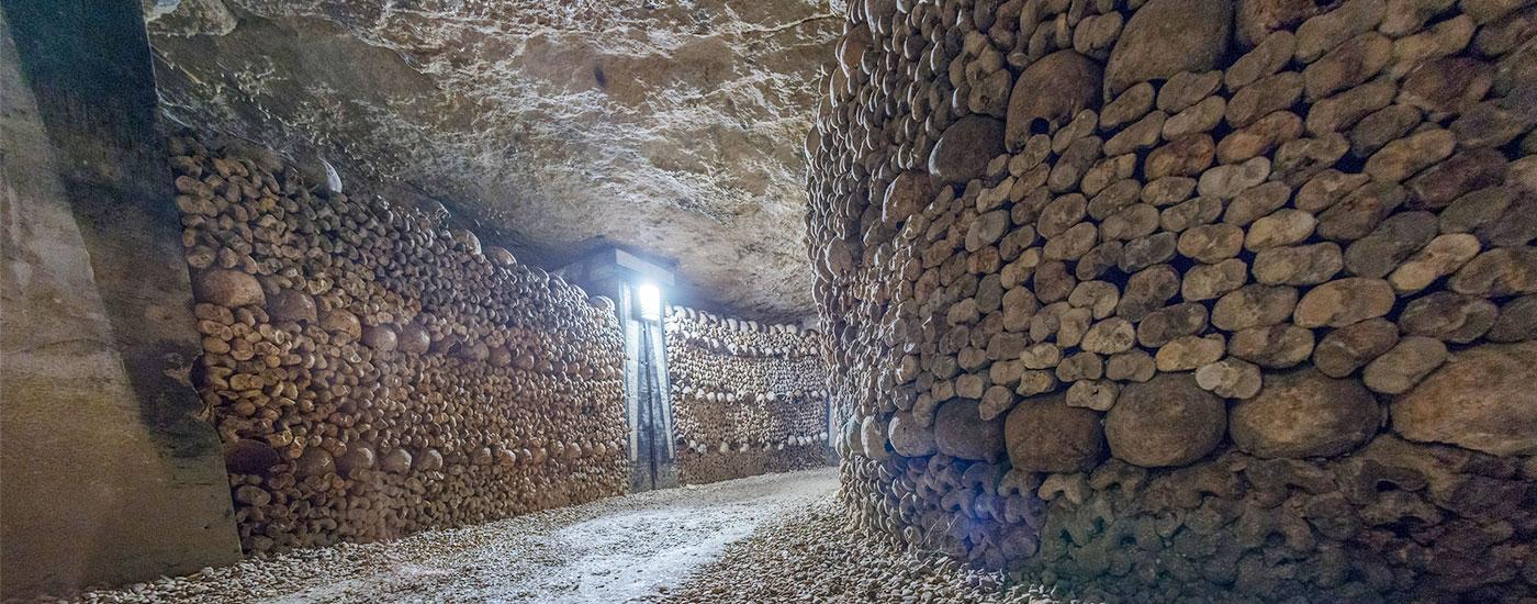 katakombene-paris-ganger