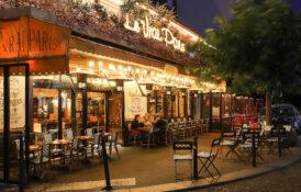 Montmartre Paris gatur reiseguide